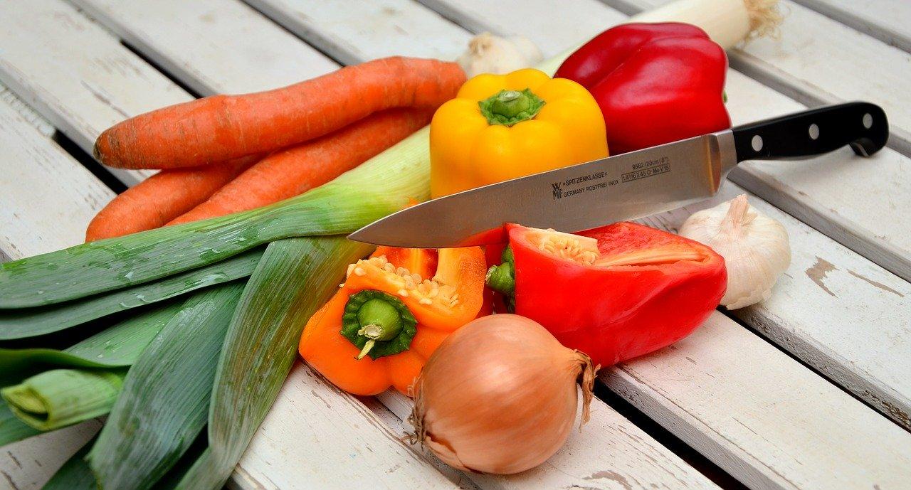 Výbava profesionálneho kuchára